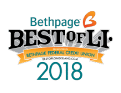 Bethpage Best of Long Island Badge